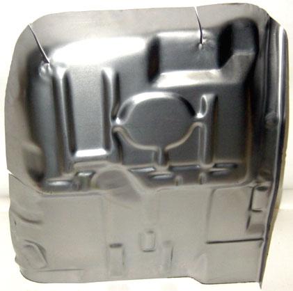 Motor city hi performance rh floor pan rr sec camaro for 1981 camaro floor pans