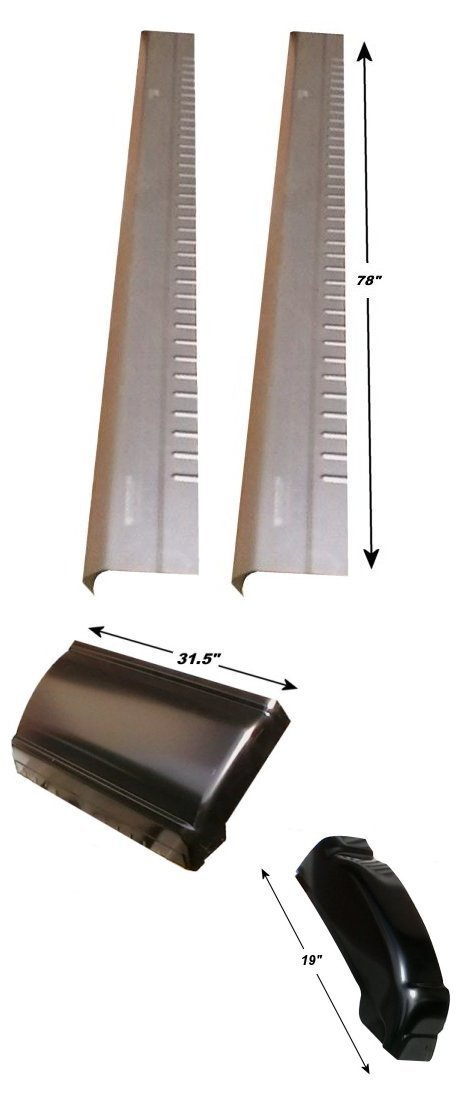 Motor City Hi Performance Outer Rocker Panels And Cab Corners Extended Cab 3 Door Chevy Silverado 99 06 Gmc Sierra 99 06