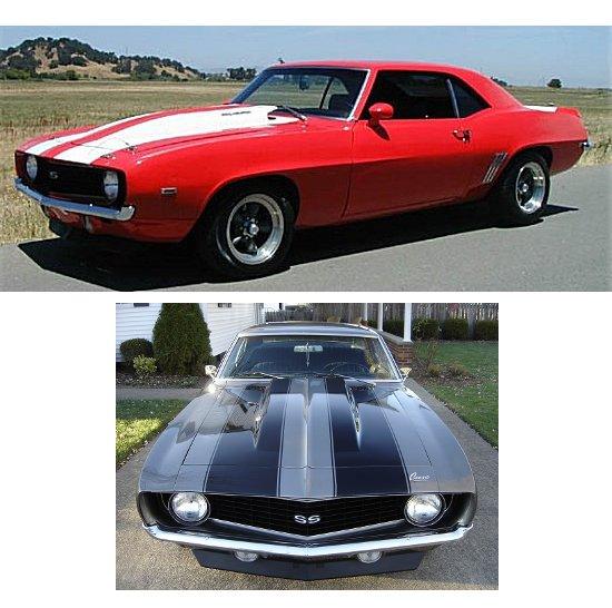 Motor City Hi-Performance - 3 in  L88 Hood, 1967-1969 Camaro