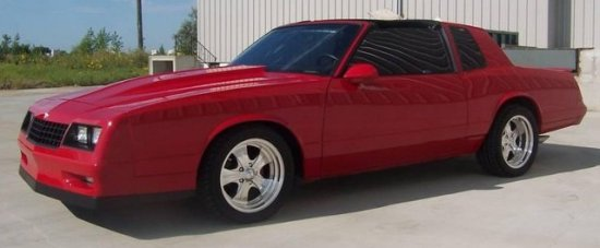 Motor City Hi-Performance search results for 1986 chevrolet